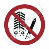 P040 Не запускать фейерверк/Do not set off fireworks